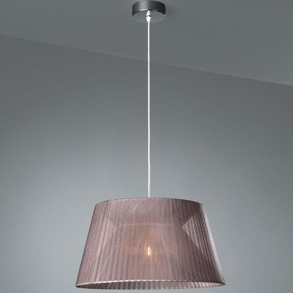 Lampy wiszące, Massive, Lampy - MASSIVE Lampa wisząca FLEURO (kolor: brązowy,czarny, biały)