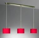 MASSIVE Lampa ADDISO 3x75W