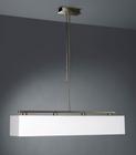 MASSIVE Lampa ADRIO 4x60W ściemniacz (kolor: biały i czarny)
