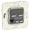 LOGUS 90 - Centralny sterownik dźwięku 1-kanałowy, stereo z radiem