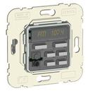 LOGUS 90 - Sterownik dźwięku 1-kanałowy stereo z radiem i alarmem, ze sterowaniem pilotem na podczerwień